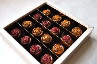 """Шоколадный набор """"Цветочное ассорти"""""""
