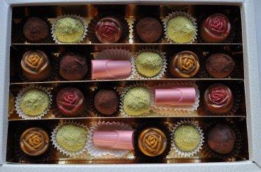 """Шоколадный набор """"Подарочный"""" 24шт."""